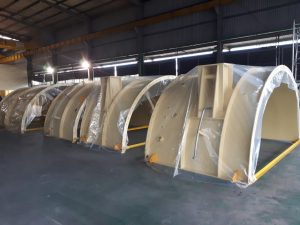 Steel Ducts for Mento JS Company ( Project : Cadina, Australia ) 2