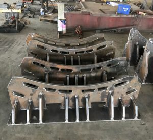 Manufacturing Transport Foots for CS Wind Tower Vietnam