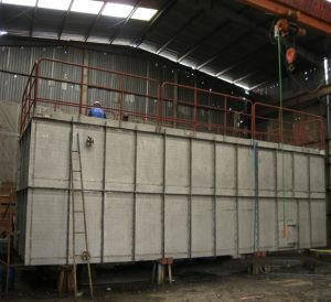 Stainless Steel Tanks for  JP Steel Plantech (SPCO) for CSVC Project