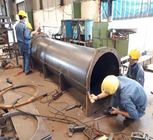 Steel Products for Stolz Miras Vietnam  ( French Company )